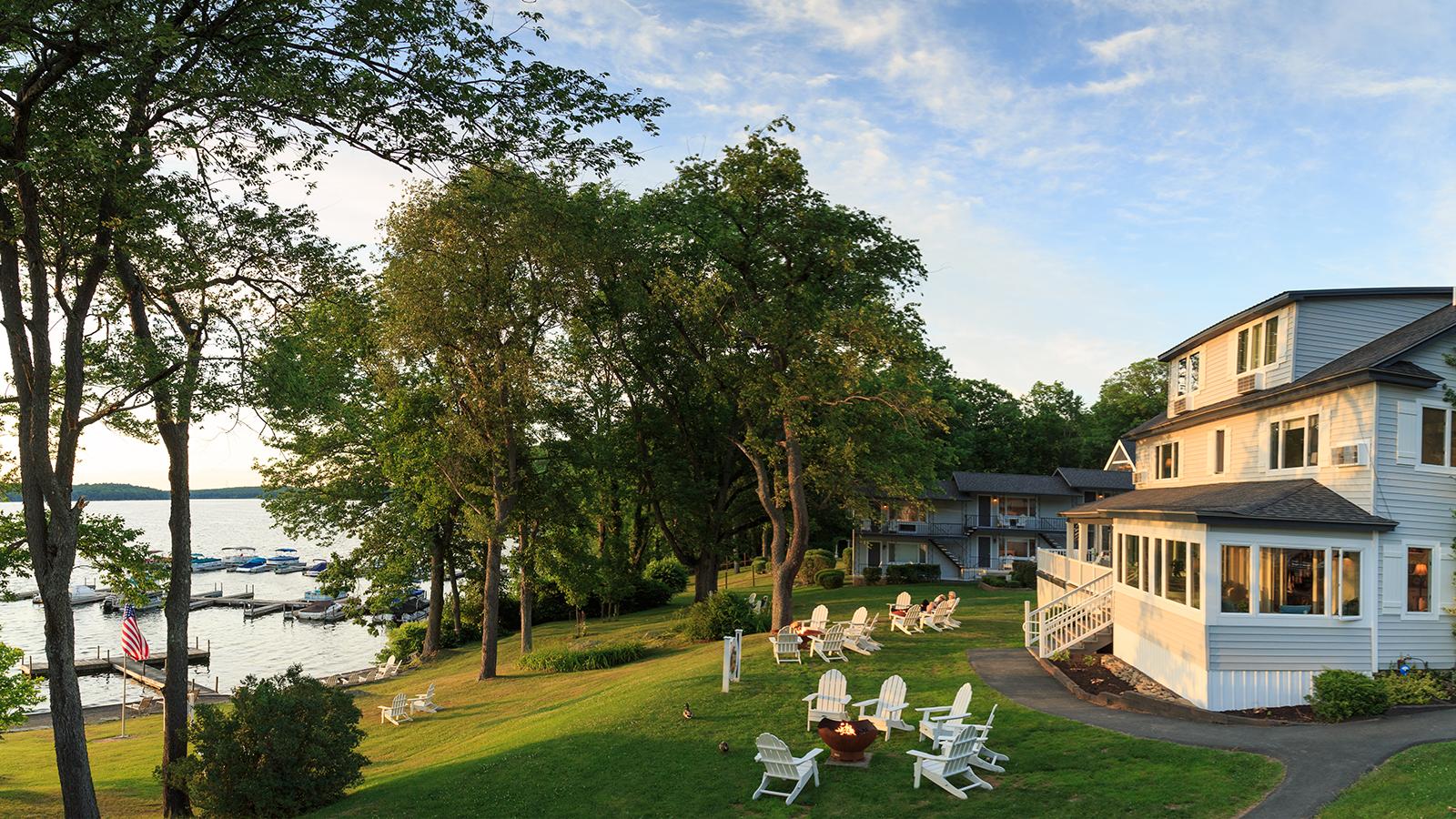 Menikmati Indahnya Danau Wallenpaupack di Resort Ehrhardts Sambil Main Judi Online 2