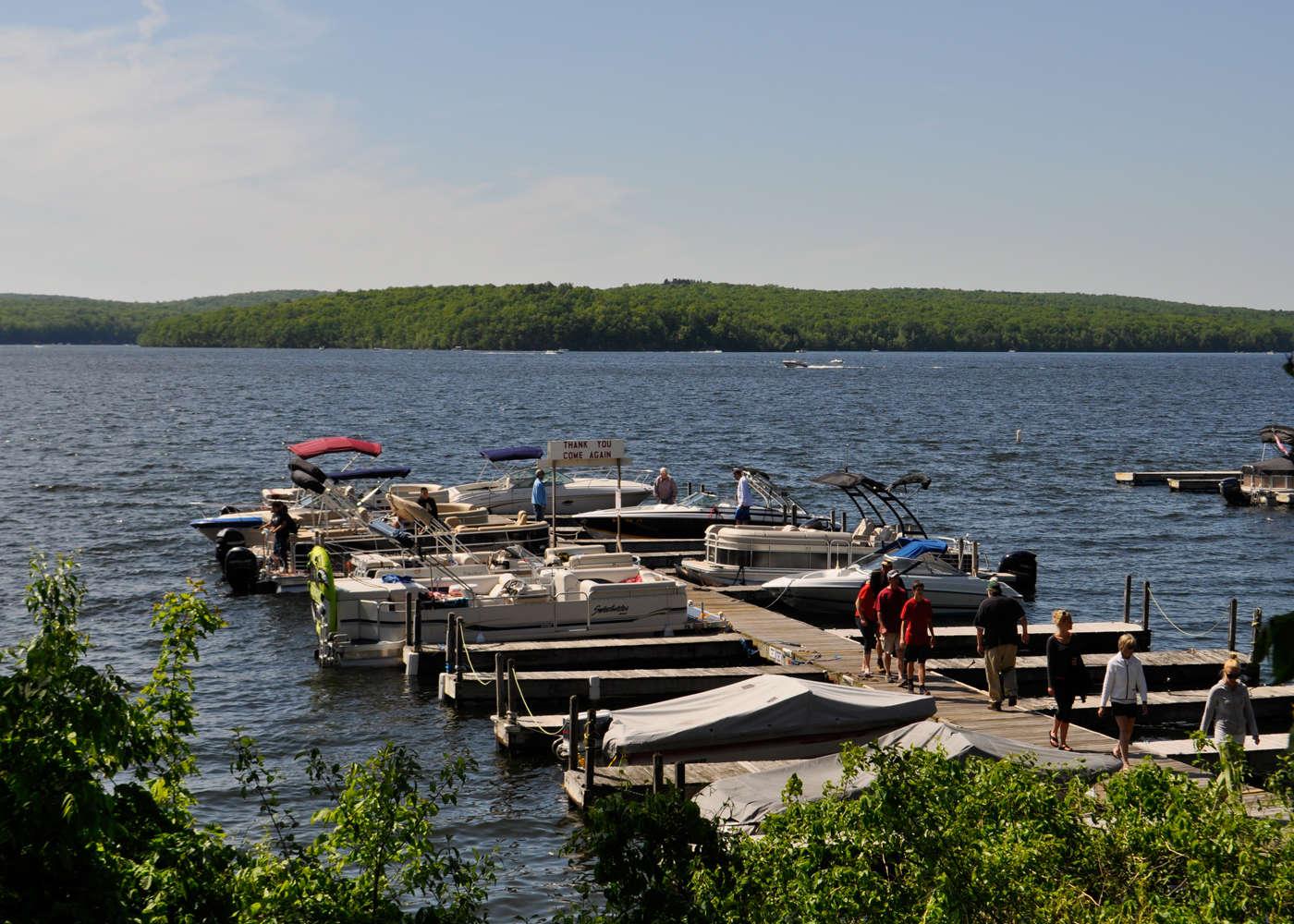 5 Keuntungan Menginap di Resort Danau Ehrhardts